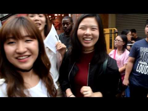 TOKYO BLOG   Try to Fit Tsukiji Market into 5 Min   Tiffany Sun