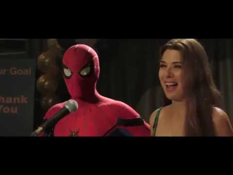 SPIDER MAN  FAR FROM HOME   Official Teaser Trailer