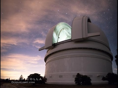 Palomar Observatory - Flown with the 3DR Solo