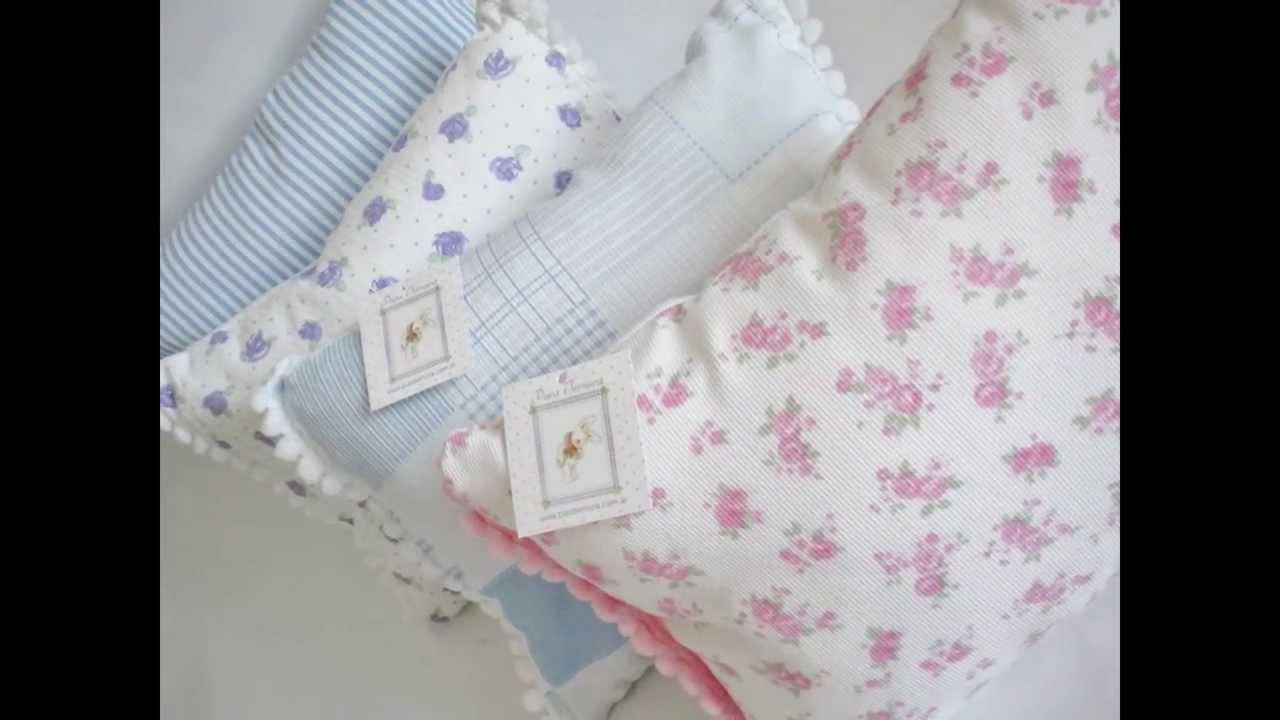 Almohadas para bebés - YouTube
