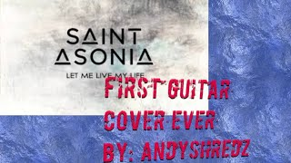 S∆INT ∆SONI∆ - Let Me Live My Life (GUITAR COVER) (WITH SOLO)
