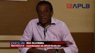 TV APLB: RUI OLIVEIRA DESTACA AS RECENTES VITÓRIAS DA CATEGORIA