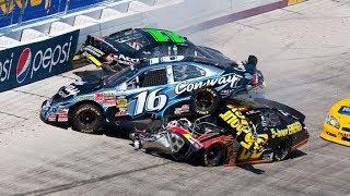 NASCAR Hardest Hits and Crashes Part 2