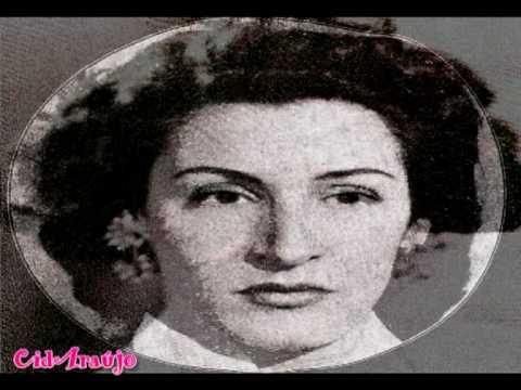 1952 - Nora Ney - Ninguém me Ama (Samba Canção)