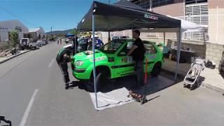 Primer Slalom Alcoy con Ecomotor y Cadeal motor club