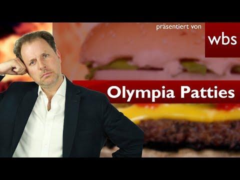 Grill-Patties vor Gericht – Darf Lidl mit olympischen Ringen werben?   RA Christian Solmecke