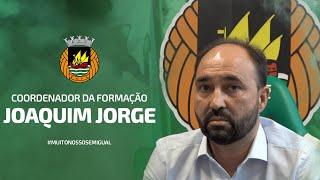 Joaquim Jorge é o novo Coordenador da Formação