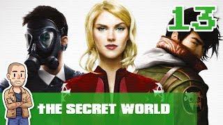 The Secret World Gameplay Part 13 - Winter