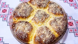 Сдобные булочки рецепт Как приготовить булочки Тесто на булочки Здобні булочки Тісто на булочки