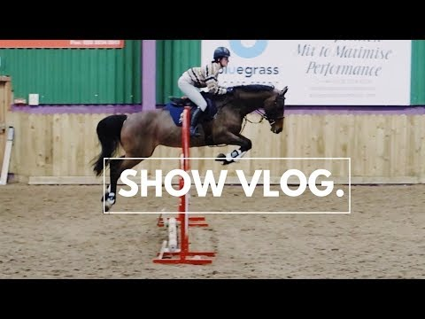 Rusty Rider & Honest Horse | FIRST SHOW OF 2019 | SHOW VLOG