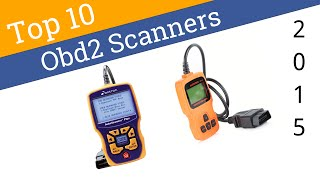 10 Best OBD2 Scanners 2015