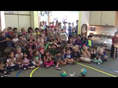 International Peace Day at Montessori School at Lone Tree
