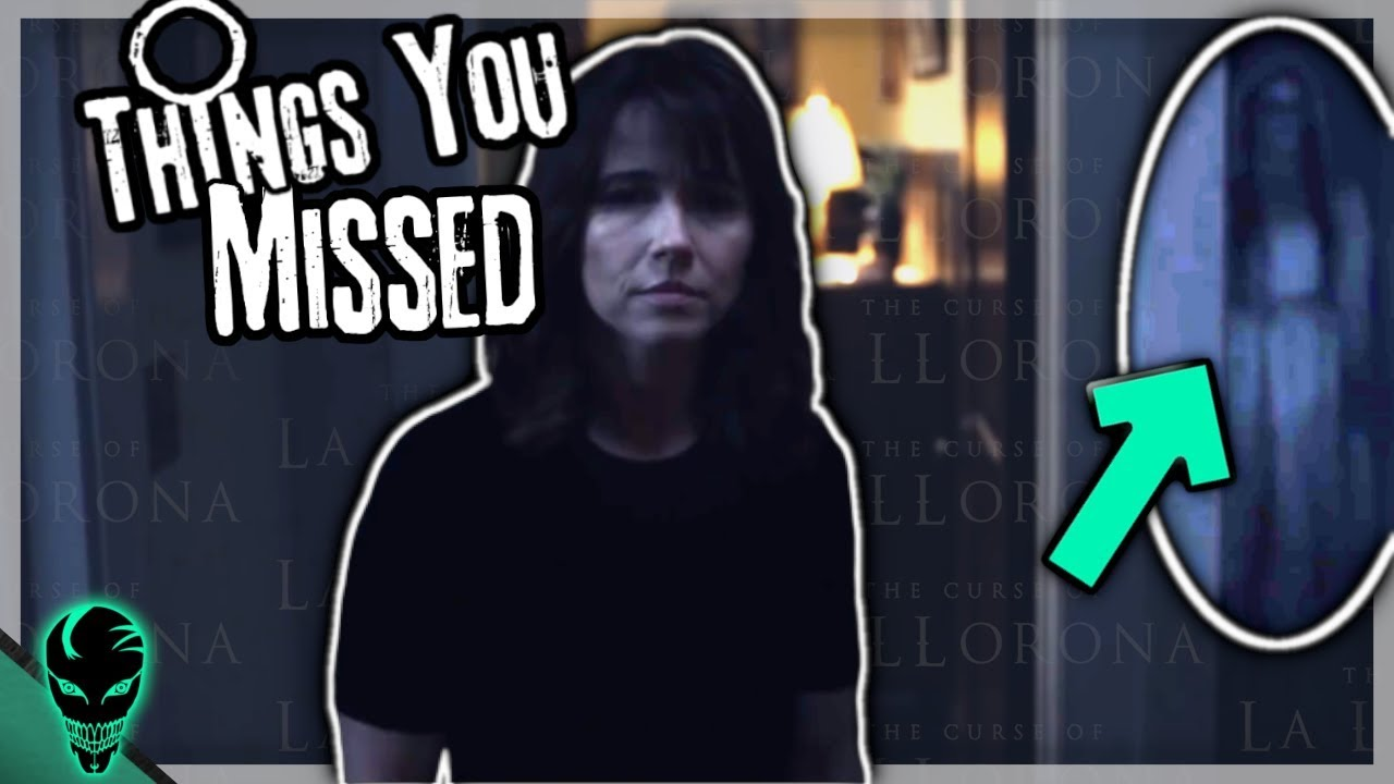Download 11 Things You Missed In The Curse of La Llorona (2019)