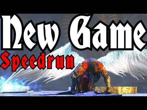 Castlevania: LoS, New Game Speedrun WR (1hr 54min, Segmented - PC)