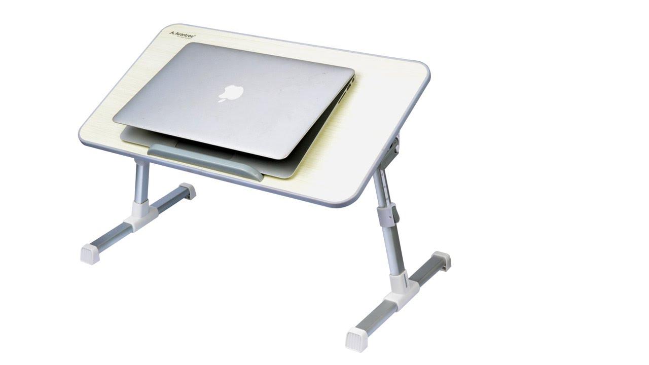 Avantree Official Video For Minitable   Multi Functional Laptop Desk
