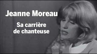 Il y avait Jeanne Moreau l'actrice, à la renommée internationale. D...