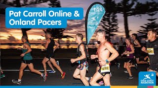 Run with Pat Carroll Online and Onland Pacers