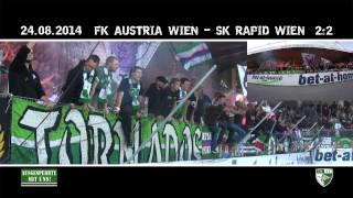 24.08.2014 Austria - Rapid