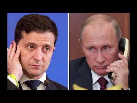 5 канал: Мережу підірвав ролик про Зеленського і Путіна: