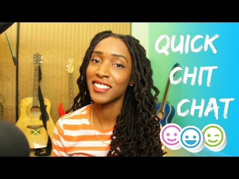 Quick Chit Chat & Flashy Curls | Nique