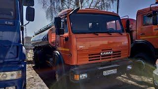 КамАЗ 65115 2013-го года с двигателем Евро 3!