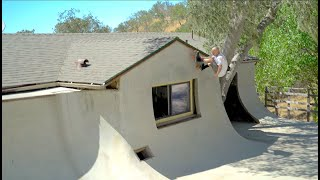 I Turned My House Into A Skatepark!