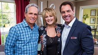 """Cloudy with a Chance of Love"" star Gregory Harrison"