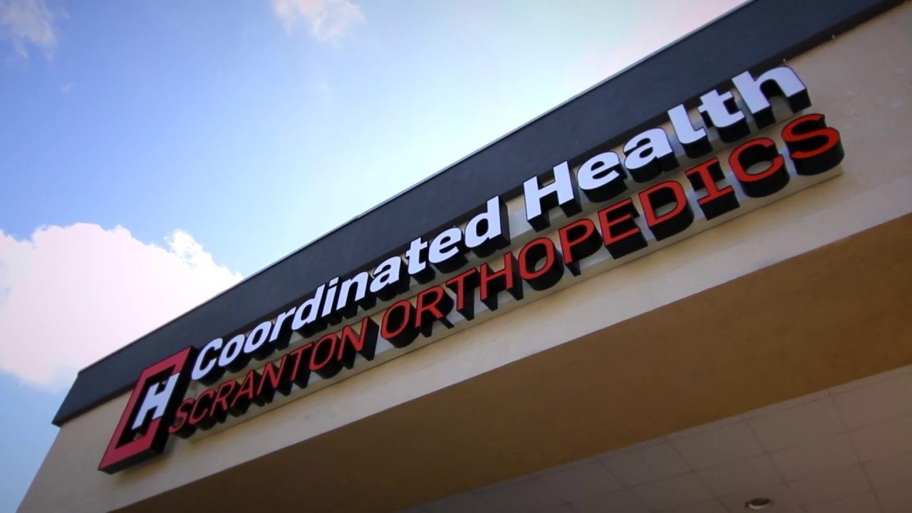 Coordinated Health welcomes Scranton Orthopaedic Specialists