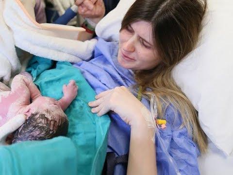 Doğum Videosu: Hoşgeldin Mercan!