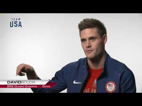 David Boudia Dishes On His Favorite Christmas Present