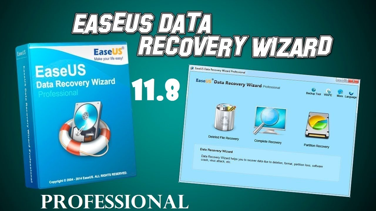easeus data recovery wizard winpe edition full mega