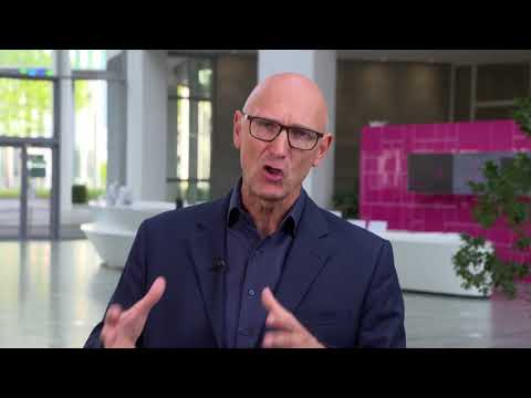 Social Media Post: Statement Höttges Fusion of T-Mobile US and Sprint
