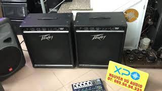 Loa jbl bãi mỹ . Bàn mix thanh lý giá 800k . Loa pyve bãi mỹ bass 40 liền cs nguyên vũ XPO