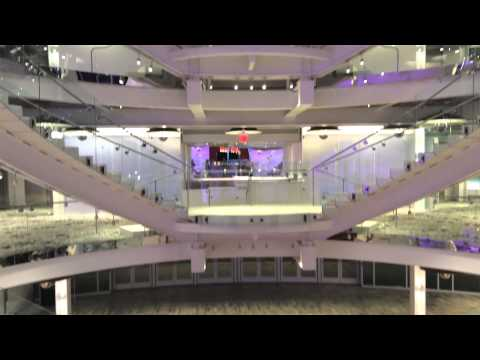 Video Tour Of The Dr. Phillips Center For The Performing Arts