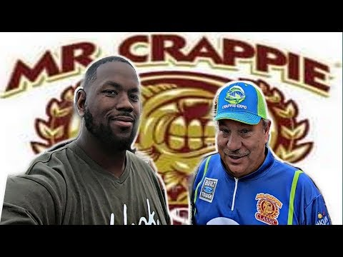 HUGE Crappie Fishing Expo And Tournament 2019 With WALLY MARSHALL