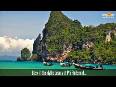 Exotic Thailand (Phuket, Pattaya and Bangkok) Holiday Packages with MakeMyTrip
