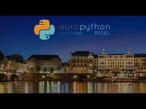 Image from PyCharm - EuroPython Basel Wednesday, 10th 2019