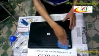 Hướng dẫn vệ sinh mặt ngoài laptop