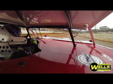 Jed Emert In-Car / Volunteer Speedway / Weekly Championship Opener 3.10.18