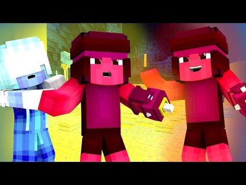 Steven Universe - RUBY vs RUBY! (Minecraft Steven Universe Roleplay) #3