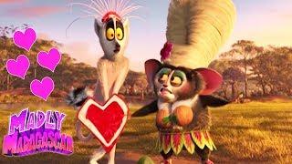 Madly Madagascar #5 ❤️Madagascar Valentines Day Special ❤️Madagascar DVD ❤️Kids Movies