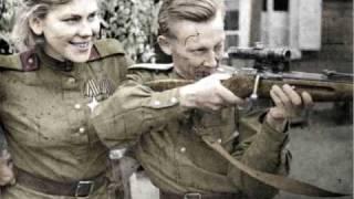 Roza Shanina - Tribute to Soviet girl sniper