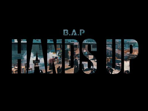 【MV】B.A.P「HANDS UP」(JAPAN 9TH SINGLE / 2018.1.3)