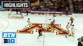 Highlights: Gophers Get Easy Win | Central Michigan at Minnesota | Nov. 21, 2019