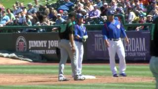8th Inning Comeback Lifts Cubs over Dragons (April 23, 2017)