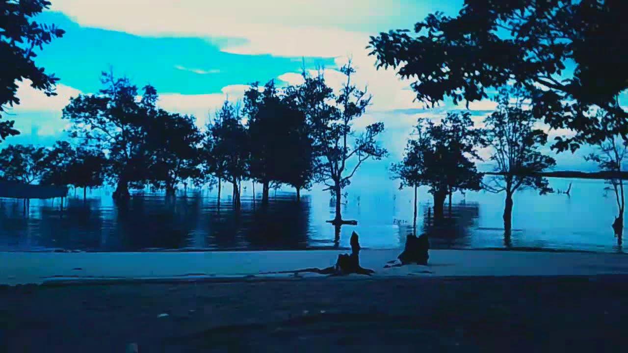 Pantai indah&Pantai Pelawan Tanjung Balai Karimun(Kepri ...