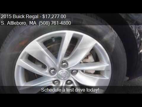 2015 Buick Regal Fleet 4dr Sedan for sale in S. Attleboro, M