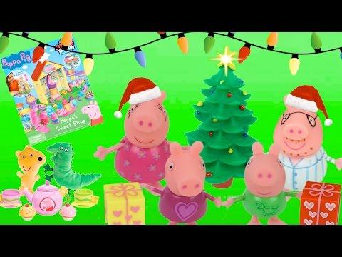 Juguetes de Peppa Pig para Regalos de Navidad 2016 + Historias de Peppa con Juguetes Titi