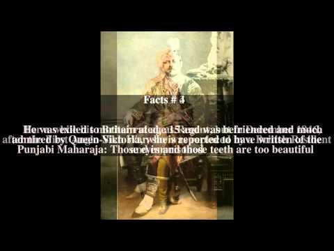 Duleep Singh Top # 5 Facts