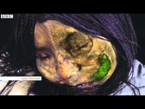 Inca mummies: Child sacrifice victims fed drugs and alcohol
